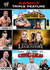 WWE Multi-feature: Family Triple Feature (Legendary, Knucklehead, The Chaperone)