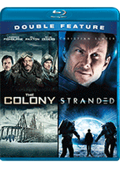 Sci-fi Classics Double Feature (Stranded, The Colony)