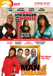 Man of Her Dreams / There's a Stranger in My House (2-Pack)