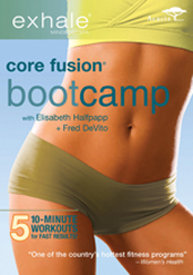 Exhale: Core Fusion Boot Camp