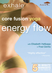 Exhale: Core Fusion Yoga Energy Flow