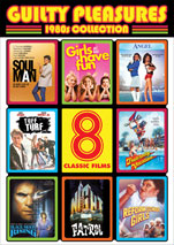 Guilty Pleasures: 1980s Collection (8 Classic Films)