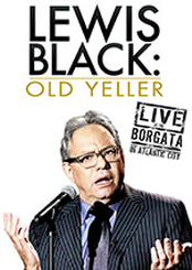 Lewis Black: Old Yeller: Live at the Borgata