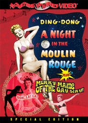 Ding Dong: A Night in the Moulin Rouge / Merry Maids of the Gay Way