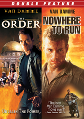 Jean-Claude Van Damme Double Feature (The Order / Nowhere to Run)