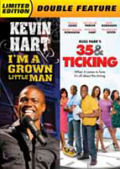 Kevin Hart Double Feature (I'm a Grown Little Man / 35 and Ticking)