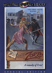 Erotic Adventures of Zorro, The
