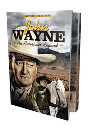 John Wayne Collection (Videobook)