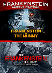 Frankenstein Double Feature (Frankenstein vs The Mummy, Frankenstein Theory)