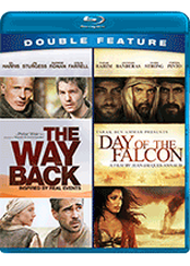 Way Back/Day of the Falcon Double Feature