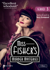 Miss Fisher's Murder Mysteries, Series 3