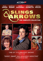 Slings and Arrows: The Complete Collection