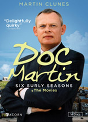 Doc Martin, Six Surly Seasons + The Movies