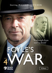 Foyle's War: Set 4 (Series 4 and 5)