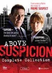 Above Suspicion Complete Collection