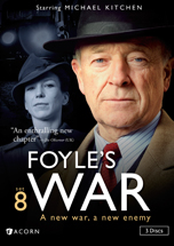 Foyle's War: Set 8 (Series 9)