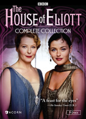 House of Eliott: Complete Collection, The