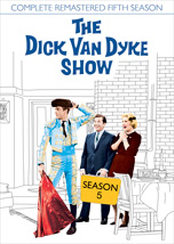 Dick Van Dyke Show: Complete Fifth Season, The
