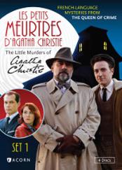 Les Petits Meurtres, D'Agatha Christie: Set 1