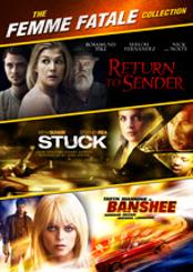 Return to Sender / Banshee / Stuck Triple Feature