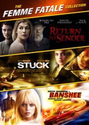 Return to Sender / Banshee / Stuck Triple Feature