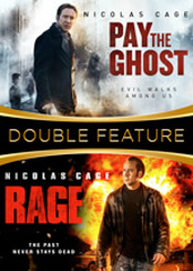 Rage / Pay the Ghost Double Feature