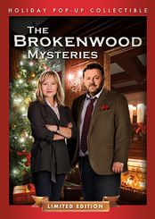 Brokenwood Mysteries: Holiday Pop-Up Collectible